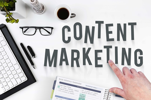 Content Creation for Websites and Content Creation for Social Media by Jump The Gap Marketing Agency