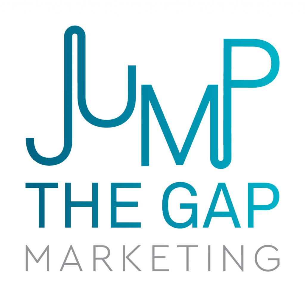 Jump The Gap Marketing - SEO, Digital Marketing and Social Media Marketing Logo